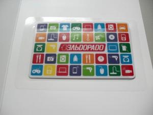 Самоклеющийся карман для пластиковой карты